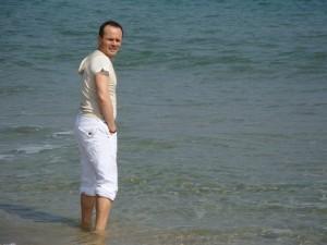 ...le bleu de la mer...