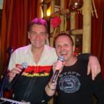 janvier 2010 avec Allan  au Cap d'Agde