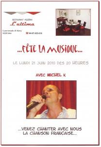 Lundi 21 juin 2010 à Sète